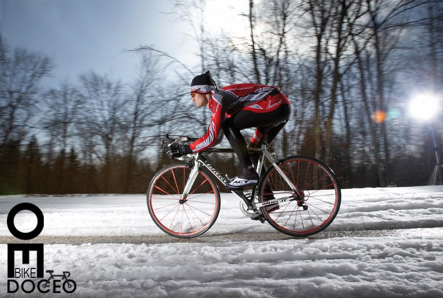 La preparazione invernale del ciclista